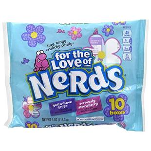 For Love The 10pc Got Nestle Bag Nerds